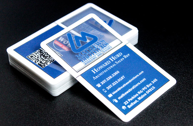 Construction business cards business card plastic printers architect business cards reheart Images