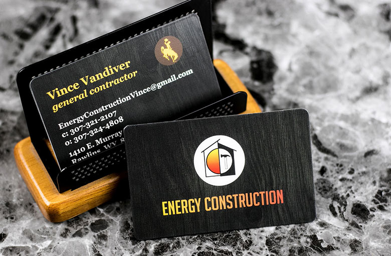 Construction business cards business card plastic printers general contractor business card colourmoves