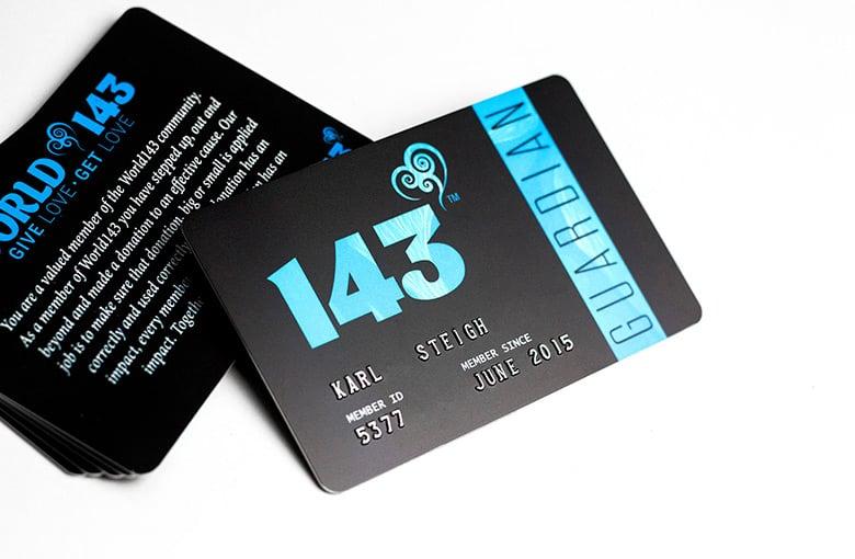 custom loyalty  u0026 vip card inspiration