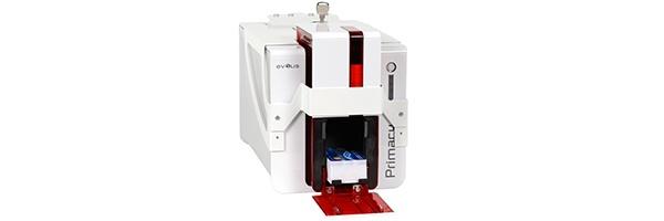 Primacy Simplex Evolis Printer