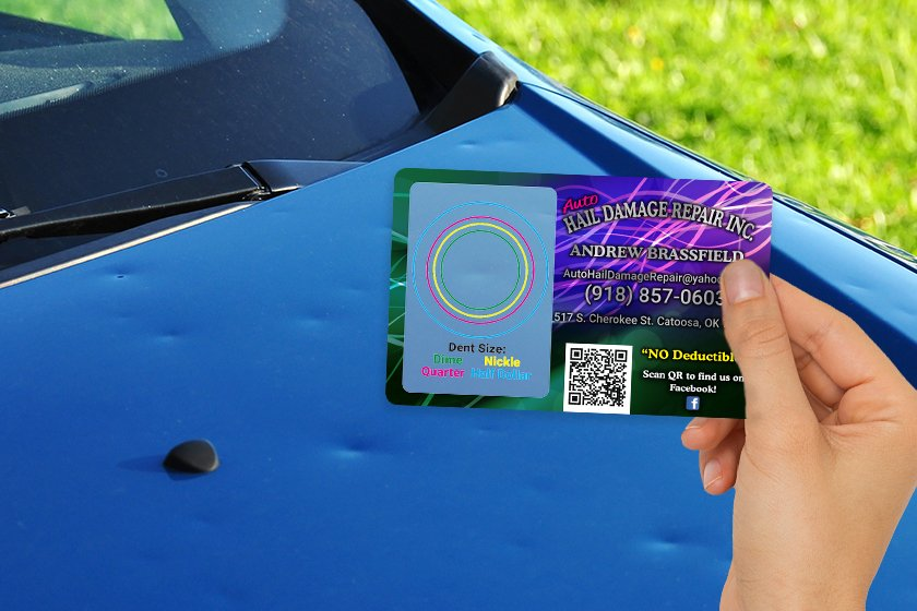 Create a Personal Connection with Automotive Business Cards