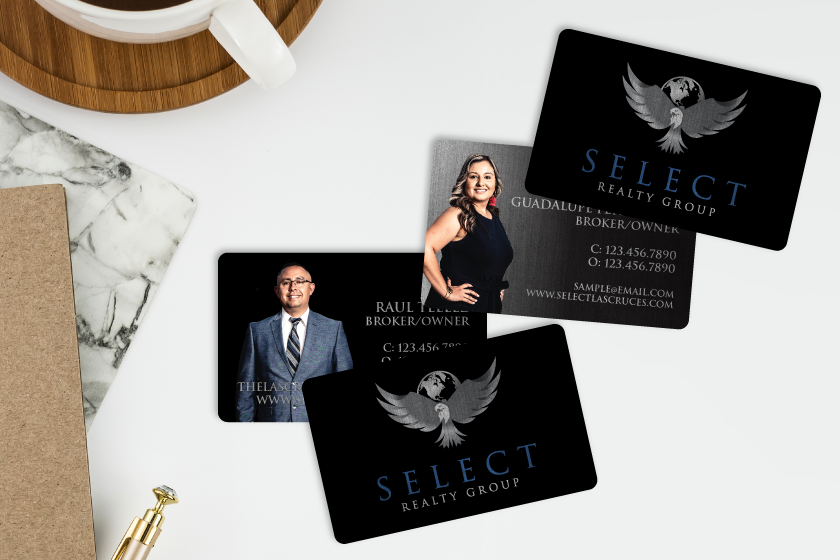 Business Cards: Past, Present, & Future