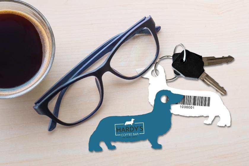 Key Tags for your Coffee Club Membership
