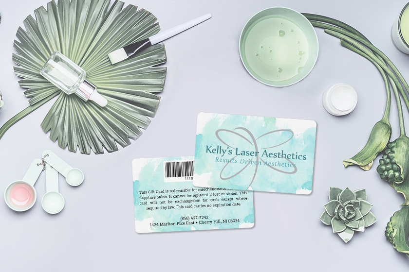 Esthetician Marketing Business Cards Gift