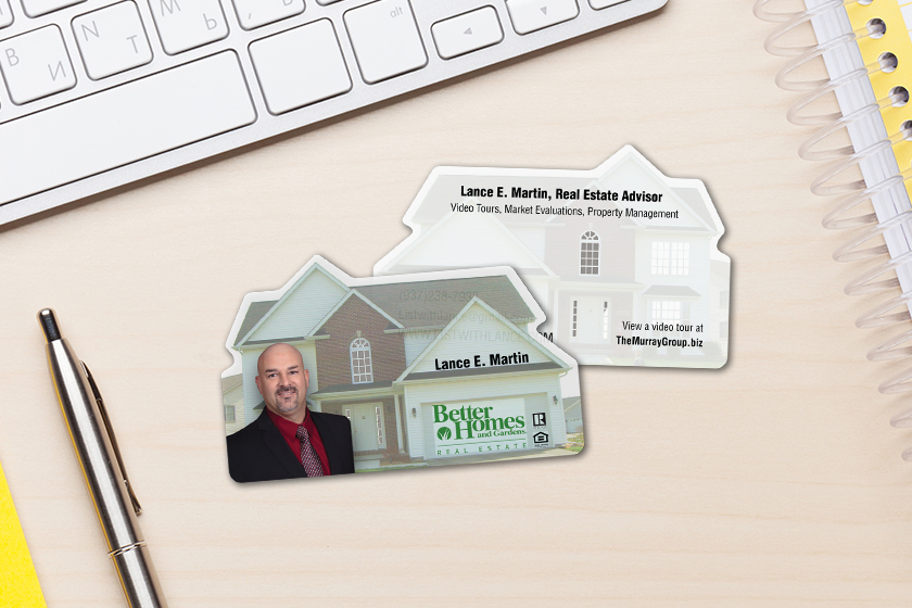 10 Real Estate Business Cards