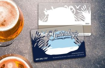 clear gift card transparent gift cards